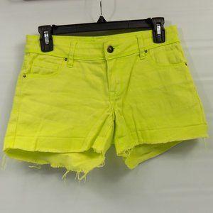 Delia's Taylor Cutoff Denim Shorts Size 3/4